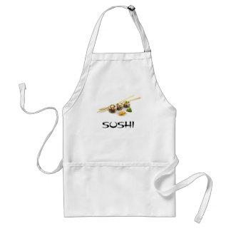 Sushiförkläde Förkläde