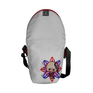 Susie Q messenger bag