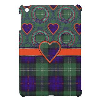 Sutherland skotsk klantartan - pläd iPad mini mobil skydd