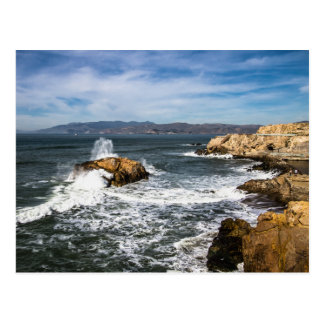 Sutro badar San Francisco Vykort