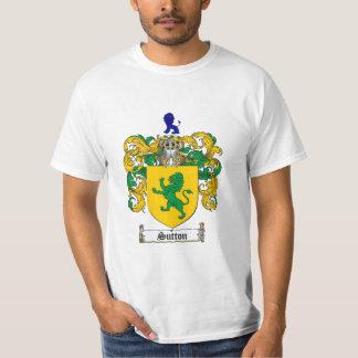 Sutton familjvapensköld - Sutton vapensköld Tee Shirts