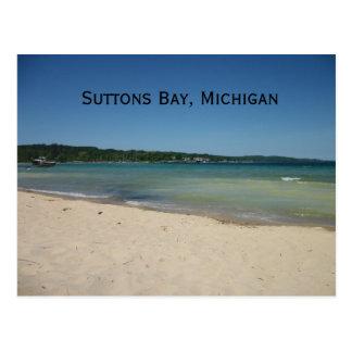 Suttons fjärdMichigan vykort