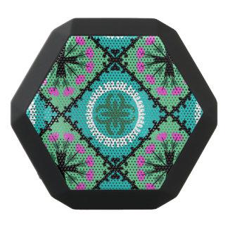 Suzani mönster med uzbekiska och Kazakhmotiv Svart Bluetooth Högtalare