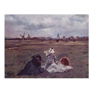 Svalor - Edouard Manet Vykort