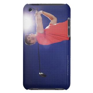 Svängande klubb för Golfspelare iPod Case-Mate Case