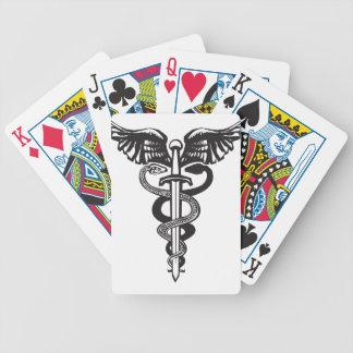 SvärdCaduceus Spel Kort