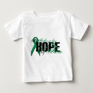 Svärfar min hjälte - njurecancerhopp t-shirts