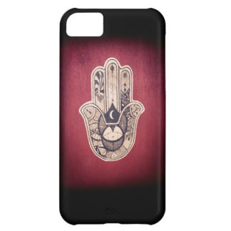 Svart aztec iPhone 5C fodral
