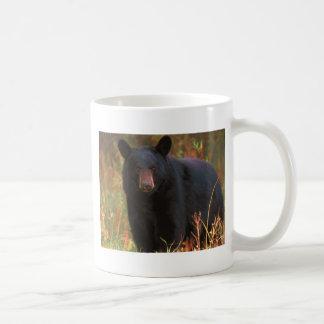 Svart björn kaffemugg