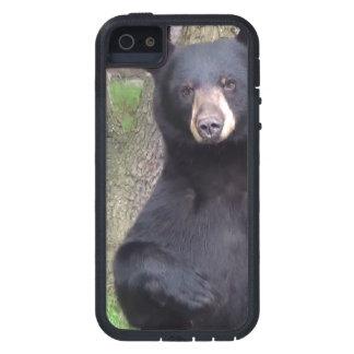 Svart björn tough xtreme iPhone 5 fodral
