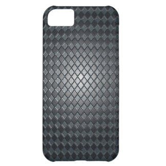 Svart diamantdesign för mördare iPhone 5C fodral