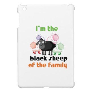 Svart får av familjen v2 iPad mini skydd