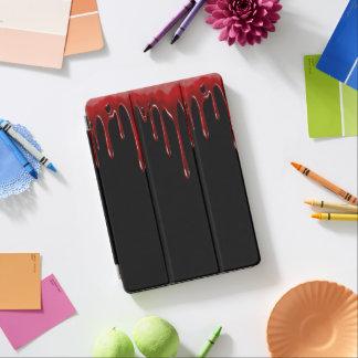 Svart för Falln bloddroppandear iPad Pro Skydd