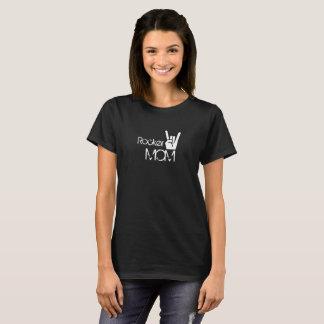 Svart för skjorta för vippamammautslagsplats t shirt