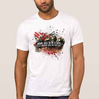 svart hök tshirts