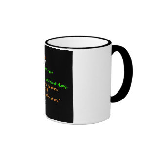 Svart kaffe kaffe mugg