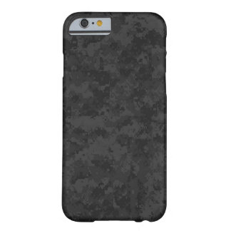 svart kamouflage barely there iPhone 6 fodral