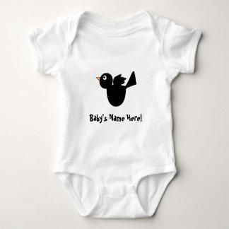 Svart kråka: Babyranka Tee