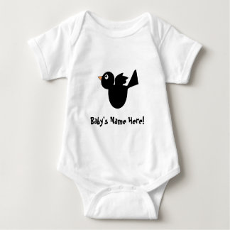 Svart kråka: Babyranka Tee Shirt