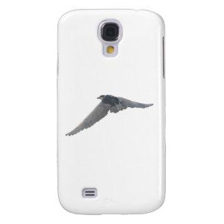 Svart-Krönad Natt-Heron Galaxy S4 Fodral