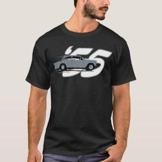 Svart Lane 2 överträffar '55 Chevy T-shirts