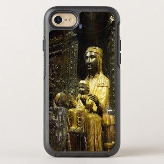 Svart Madonna Montserrat OtterBox Symmetry iPhone 7 Skal
