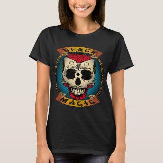 Svart magisk Voodoo Tee Shirts