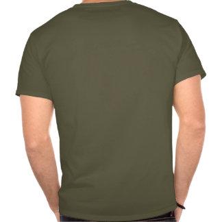 Svart metallTshirt Tee Shirt