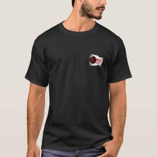 Svart Nutrax T skjorta Tee Shirt