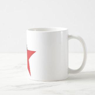Svart och röd stjärnaAnarcho-Syndicalism anarkism Kaffemugg