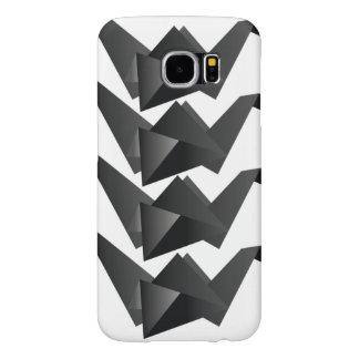 Svart Origami Galaxy S5 Fodral