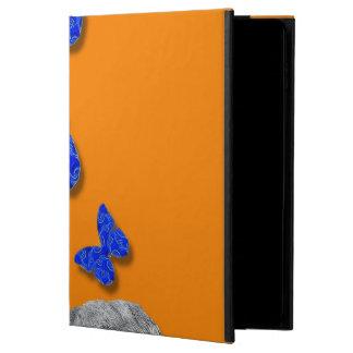 Svart ro för blåttfjärilar powis iPad air 2 skal