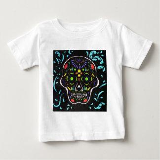 Svart skalle 1 t-shirts