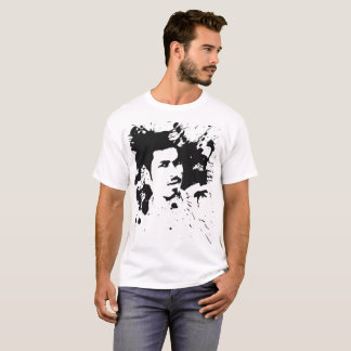 svart skjortor för vit t tröja