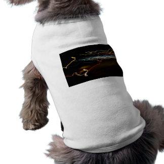 svart skytt hundtröja