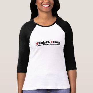 Svart sleeve för TABFL 3/4 T Shirts