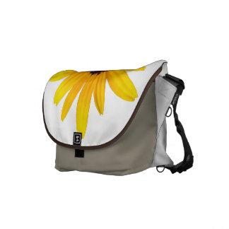 Svart-synad Susan budbärare Messenger Bag