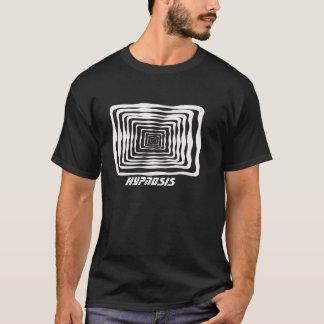 svart t-skjorta för hypnos tröja