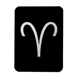 Svart vädurZodiacmars 21 - April 19 astrologi Magnet