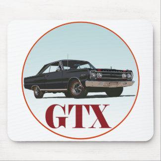 Svarten GTX Musmatta