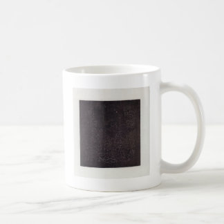 Svarten kvadrerar vid Kazimir Malevich Kaffemugg