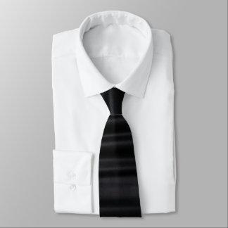 Svarten med grå färg skuggar tien slips