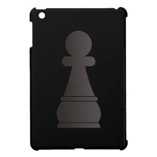 Svarten pantsätter schackbiet iPad mini skal