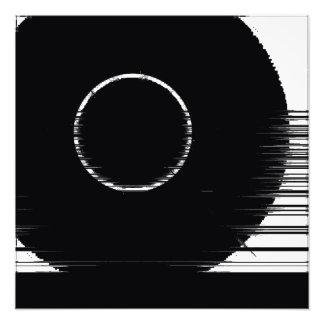 svarten rullar fototryck