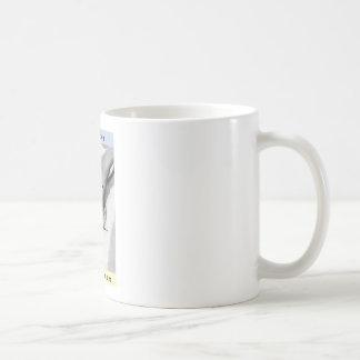 Svartflugor - en Rite av sommaren Kaffemugg