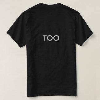 Svartlivmateria (för) tee shirt