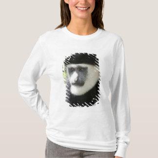 Svartvit Colobusapa, Colobus Tee Shirt