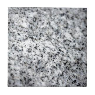 Svartvit granitsten kakelplatta