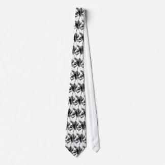 Svartvit handflatan slips