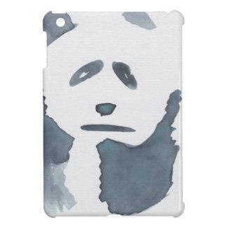 Svartvit Panda iPad Mini Skydd